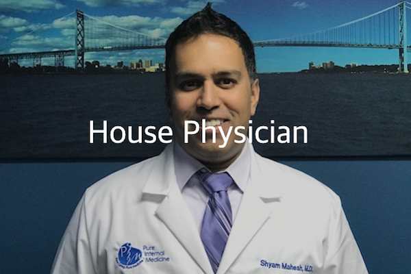 house physician
