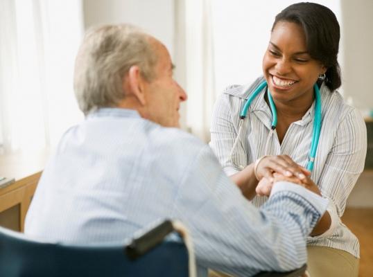 sandyside senior living age related illness care